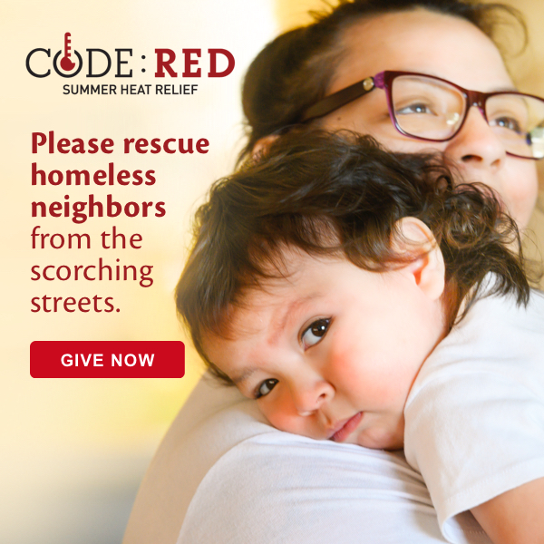 Homelessness - Phoenix Rescue Mission